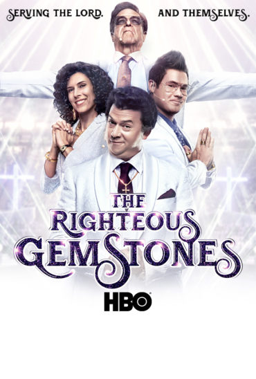 The Righteous Gemstones Font