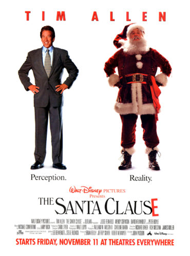 The Santa Clause Font