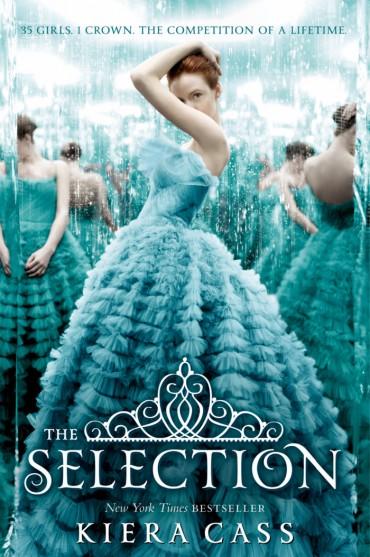 The Selection (Novel) Font