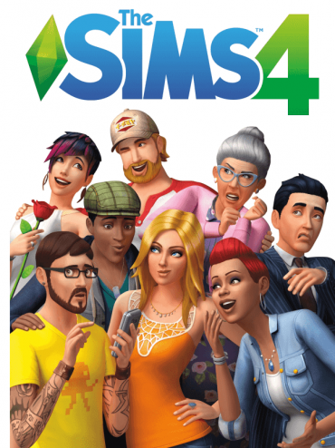 The Sims 4 Font