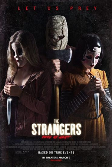 The Strangers Prey at Night Font