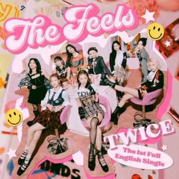 The Feels (Twice) Font