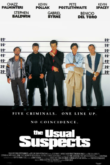 The Usual Suspects Font