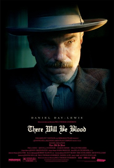 There Will Be Blood (Film) Font