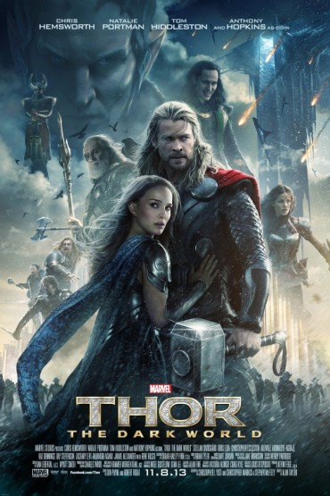 Thor: The Dark World Font