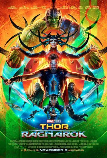 Thor Ragnarok Font