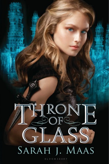 Throne of Glass Font