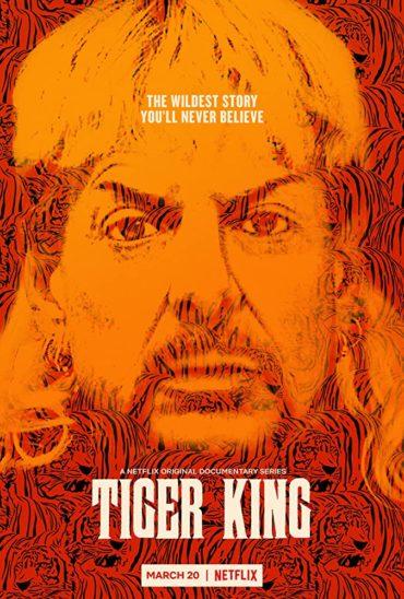 Tiger King Font