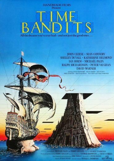 Time Bandits Font