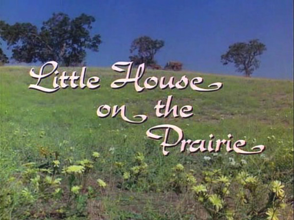 Little House on the Prairie Title Card