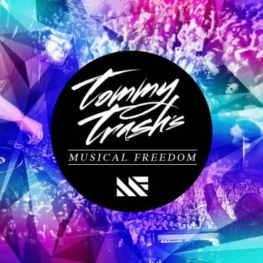 Tommy Trash Font