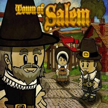 Town of Salem Font