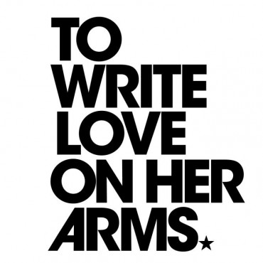 To Write Love on Her Arms Font