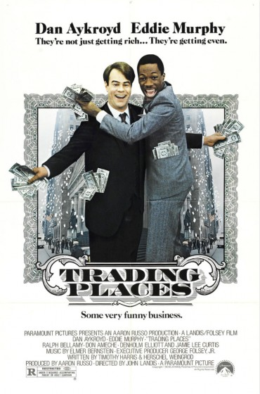 Trading Places Font