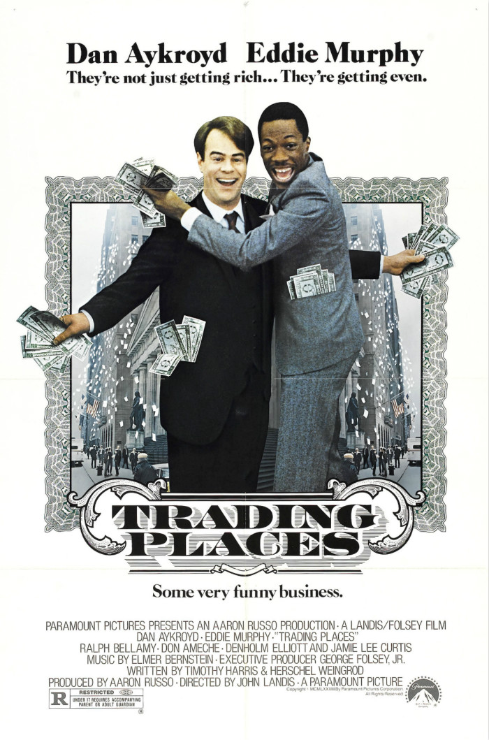 tradingplaces film font_m
