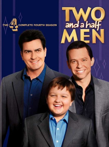 Two and a Half Men Font