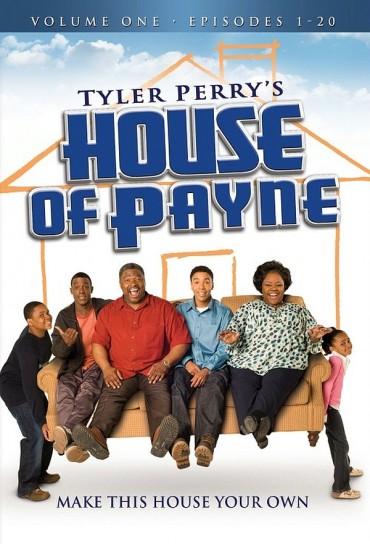 House of Payne Font
