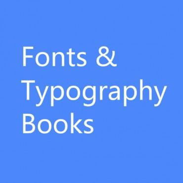 List of Typography Books