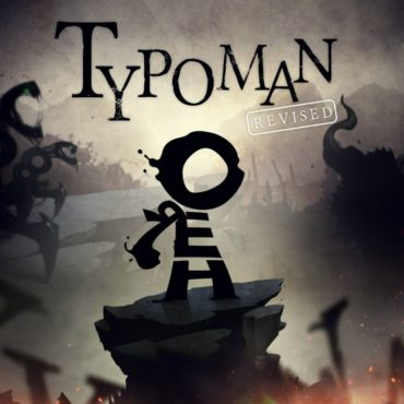 Typoman (video game) Font