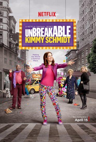 Unbreakable Kimmy Schmidt Font