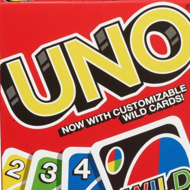 Uno (card game) Font