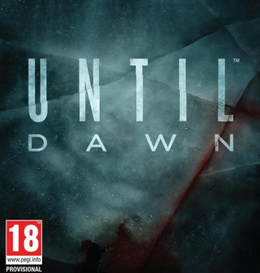 Until Dawn Font