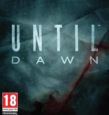 Until Dawn Font