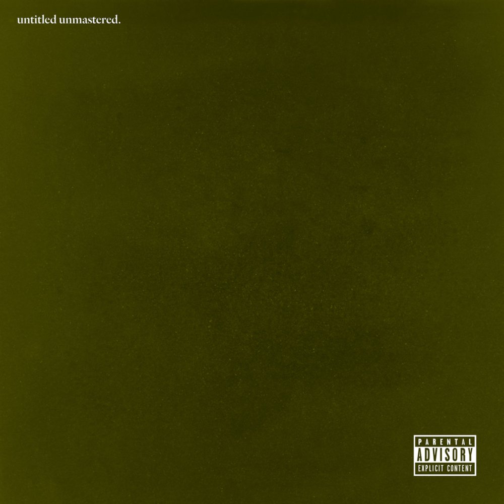 untitled unmastered ablum