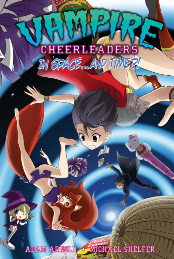 vampire cheerleaders font