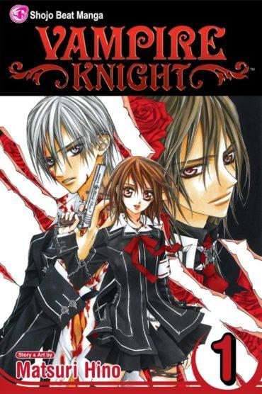 Vampire Knight Font