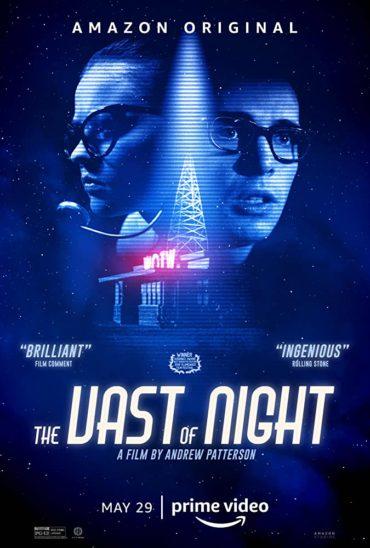 The Vast of Night Font