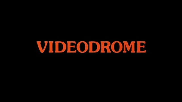 Videodrome Title Card
