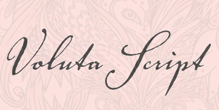 voluta-script-font