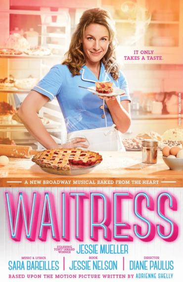 Waitress (musical) Font