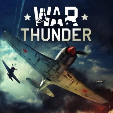 War Thunder (Video Game) Font