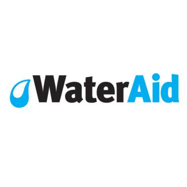 WaterAid Logo Font