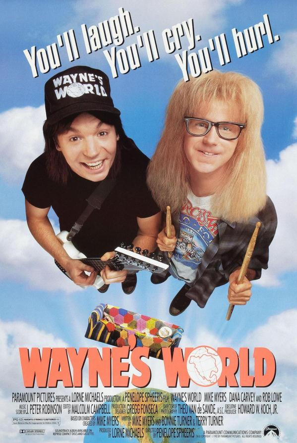 waynes-world-poster
