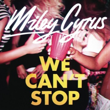 We Can't Stop Font