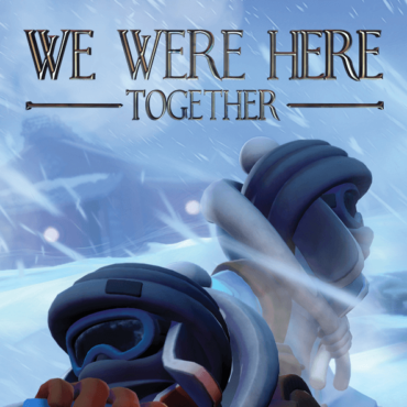 We Were Here Together Font