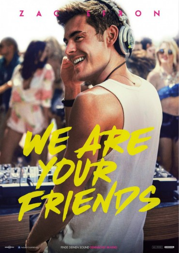 We Are Your Friends Font