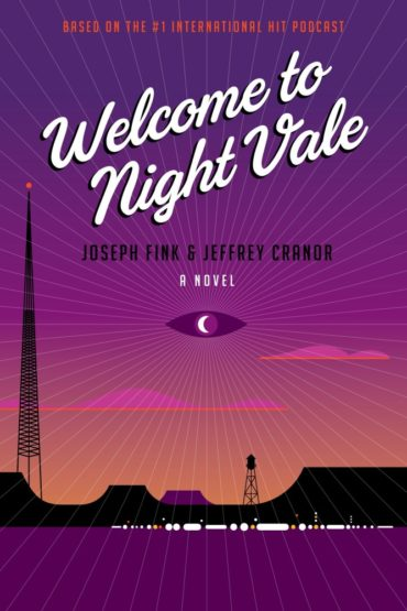 Welcome to Night Vale Font