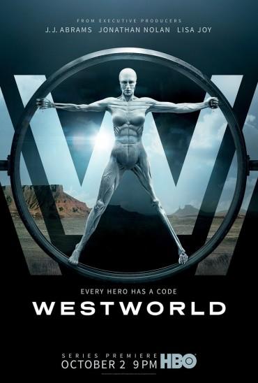 Westworld-Schriftart