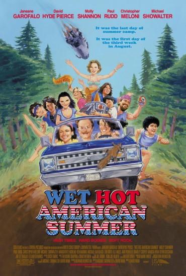 Wet Hot American Summer Font