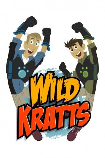 Wild Kratts Font