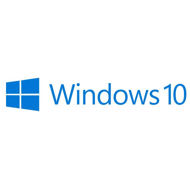 Sci Fi Computer Interface Windows 10 Logo Font