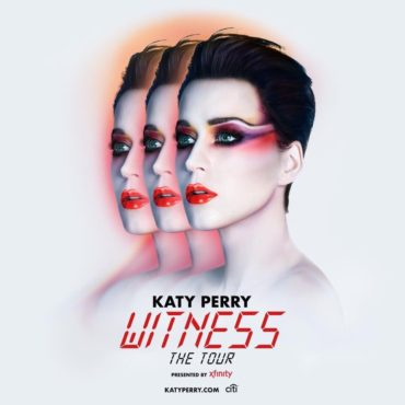 Witness The Tour Font