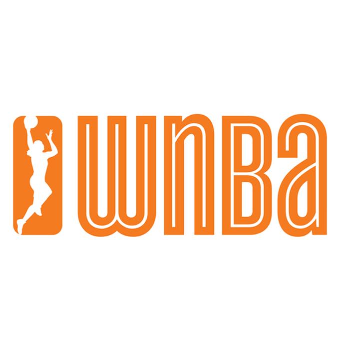 wnba logo font