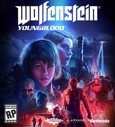 Wolfenstein Youngblood Font