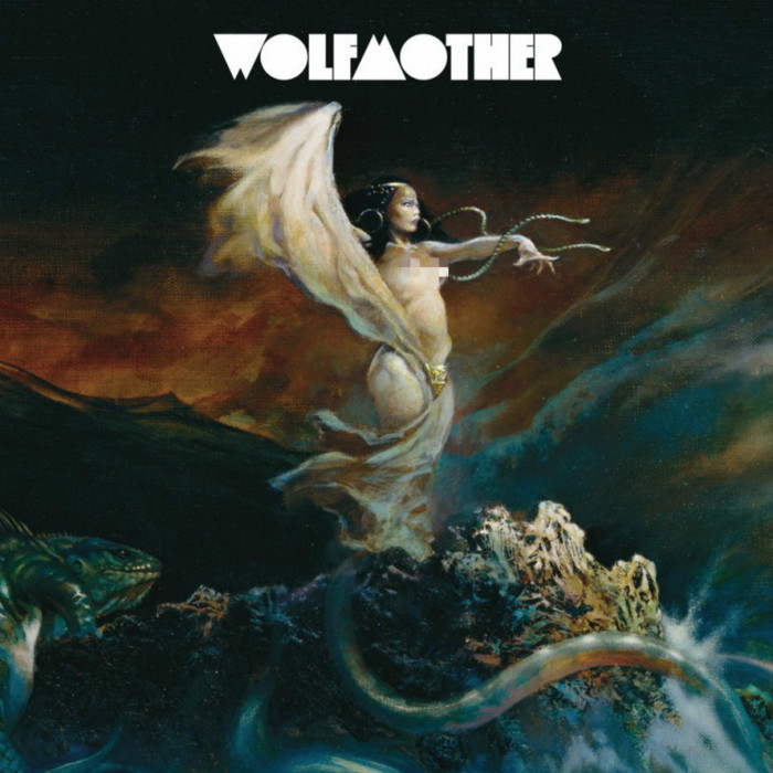 wolfmother-album font