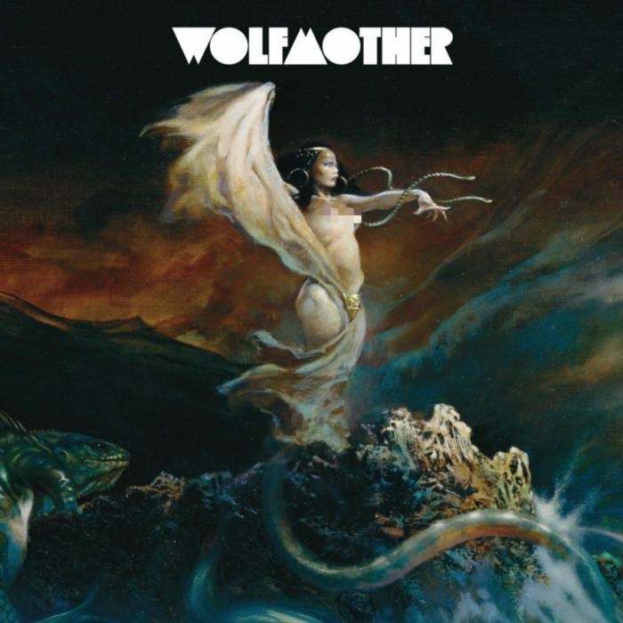 wolfmother-album font